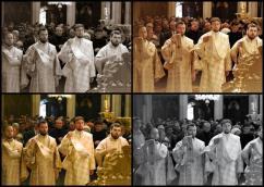 diaconi, candva psalti ai catedralei