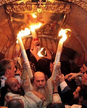 theophilos holy light