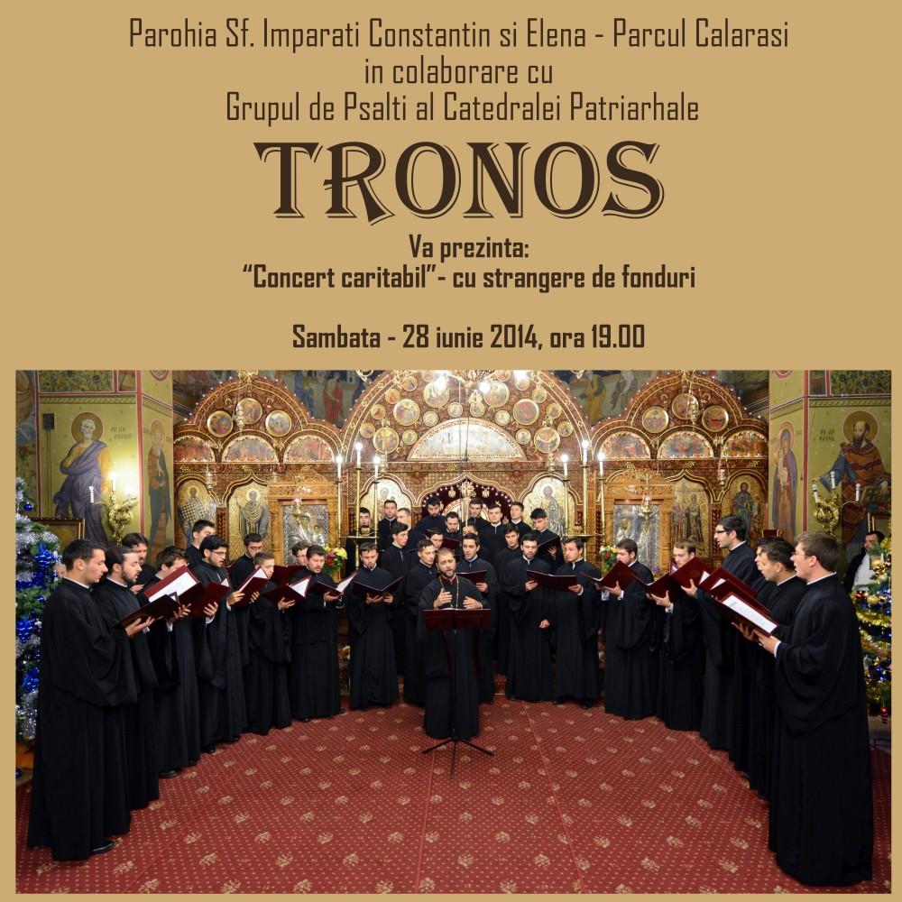 TRoNoS - 7 Decembrie 2013